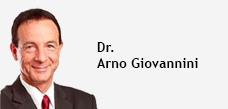 Dr. Arno Giovannini
